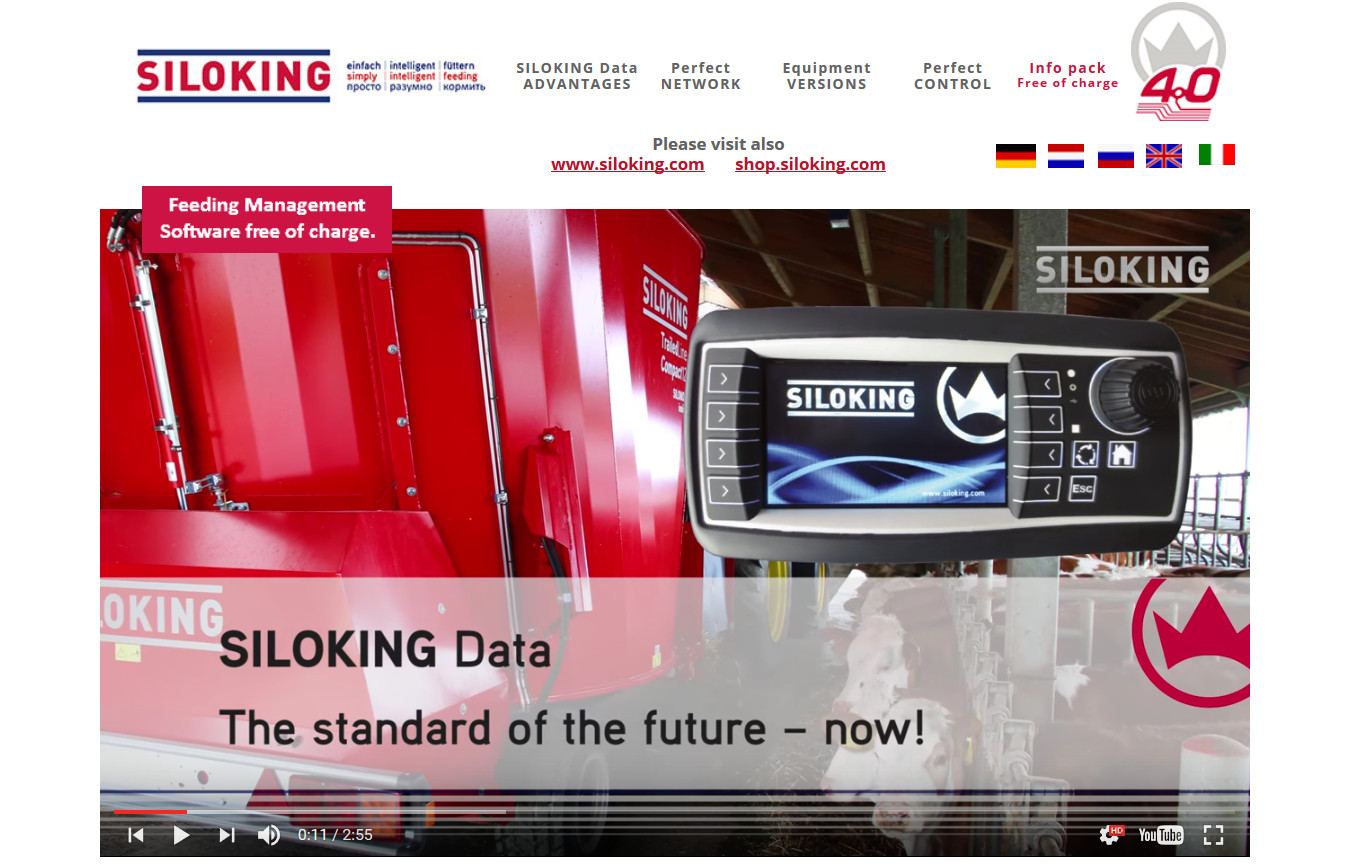website siloking data en