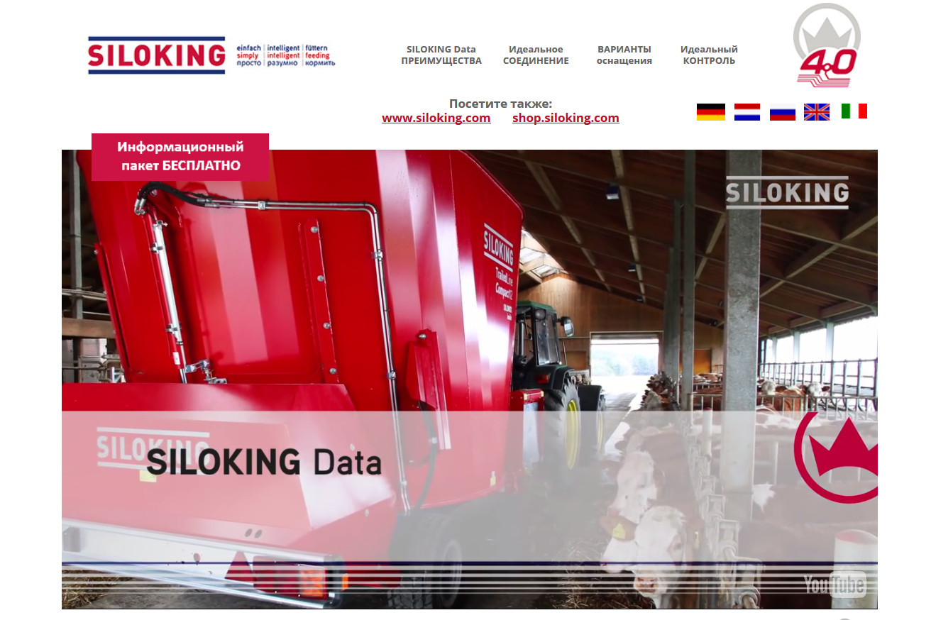 website siloking data ru