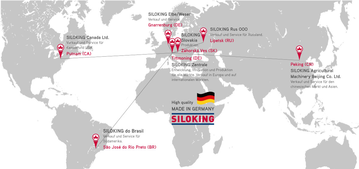 SILOKING International