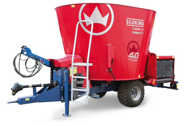 TrailedLine 4 0 - SILOKING Feeding Mixing Technology