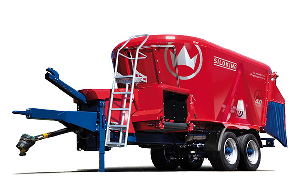 SILOKING TMR Feed Mixer